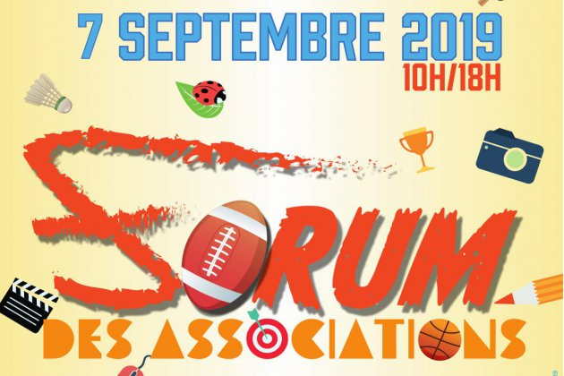 Nouveau forum des associations de Bernay