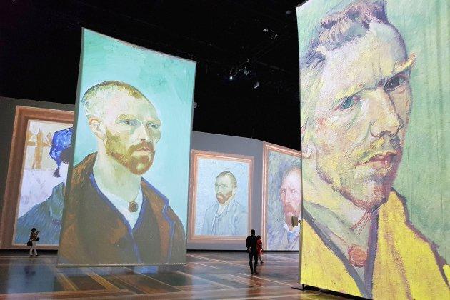 Le Havre: une première réussie pour l'expo Van Gogh