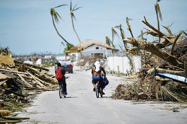 Les Bahamas commencent à panser leurs plaies après Dorian