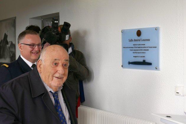 Le premier commandant du sous-marin le Redoutable est décédé à Cherbourg