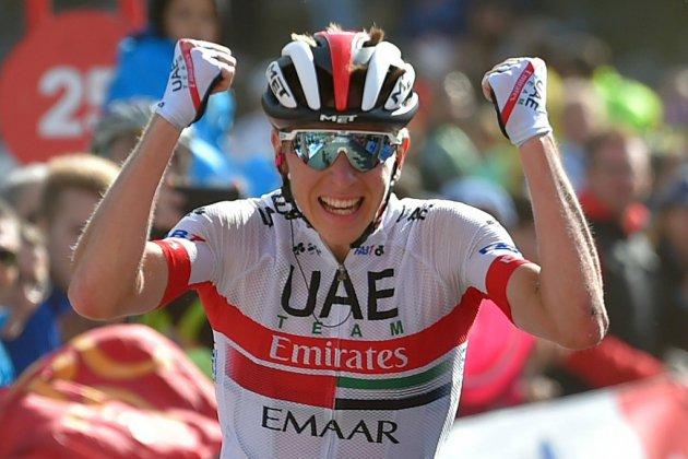 Tour d'Espagne: Doublé slovène au sommet de Los Machucos