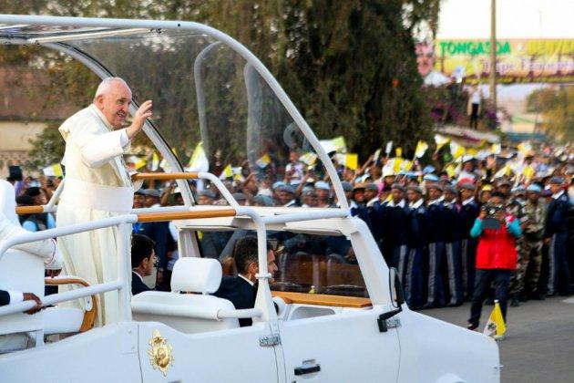 Madagascar, nouvelle étape du pape François auprès des pauvres