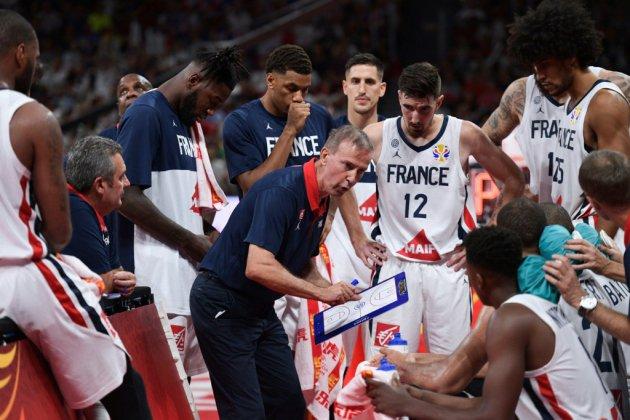 Mondial de basket: l'heure de vérité pour les Bleus face à la Lituanie