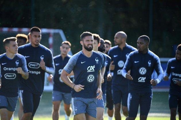 Qualifs Euro-2020: les Bleus doivent faire le plein, malgré les trous