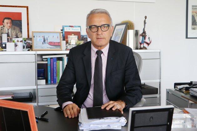 Pascal Martin prépare son départ de la tête du département de Seine-Maritime