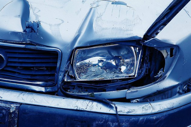 Près d'Évreux, cinq blessés dans un accident