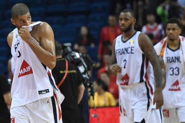 Mondial de basket: les Français droit sur les Etats-Unis