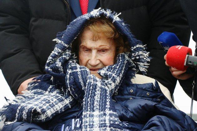 Elle rêvait de voir le Mont Saint-Michel: Maryse, 111 ans, est morte