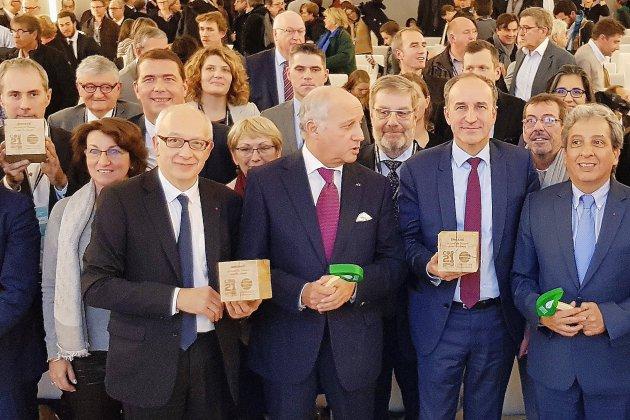 Yvon Robert élu président de la Métropole Rouen Normandie