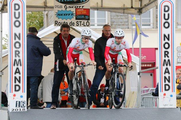 Cyclisme : Nikki Terpstra au Duo Normand de Marigny