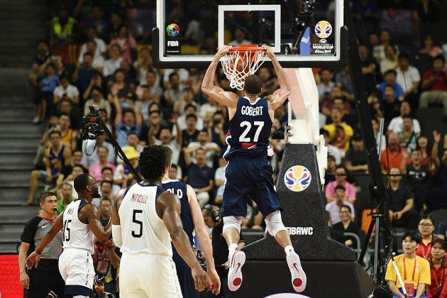 Mondial de basket: la France en demi-finale après un exploit contre les Etats-Unis (89-79)