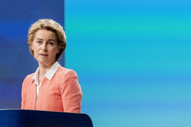 """Migration et """"mode de vie européen"""": Von der Leyen sous pression"""
