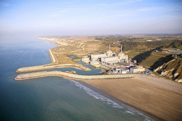 Seine-Maritime : fausse alerte à la centrale nucléaire de Penly