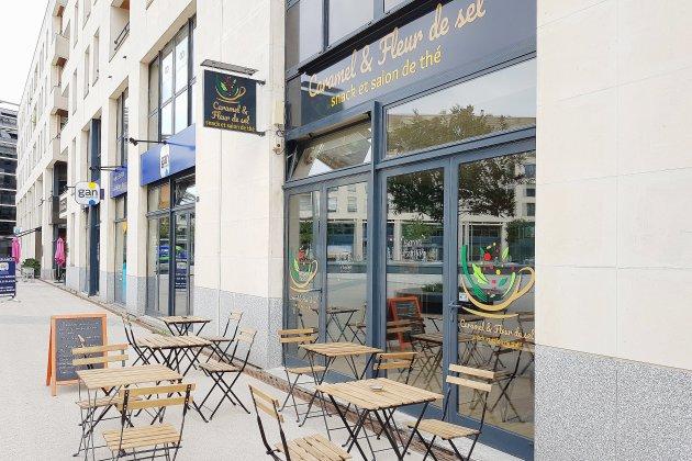 Bonne table à Caen : Caramel & Fleur de sel, pour le goûter mais pas seulement !
