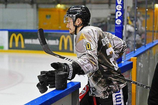 Hockey sur glace : la saison des Dragons de Rouen débute contre Nice