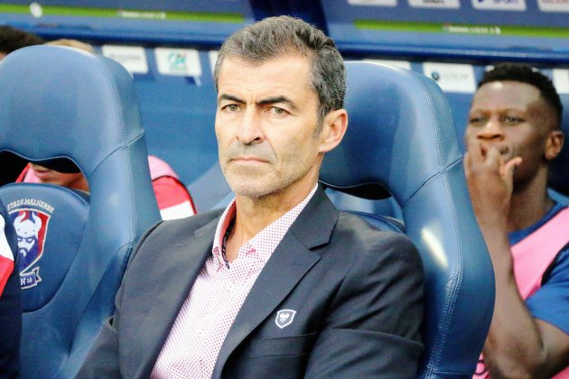 Football (Ligue 2) : défaite tardive mais logique de Caen à Troyes