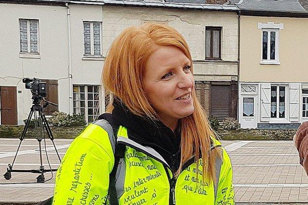 Gilets jaunes : ancienne figure du mouvement, Ingrid Levavasseur se raconte dans un livre