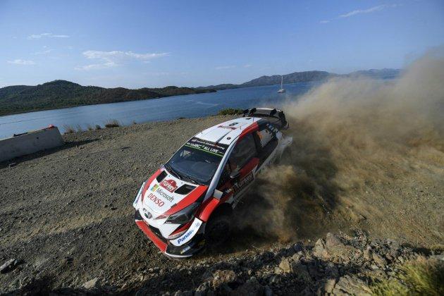 Rallye de Turquie: Tänak abandonne, Ogier reste placé