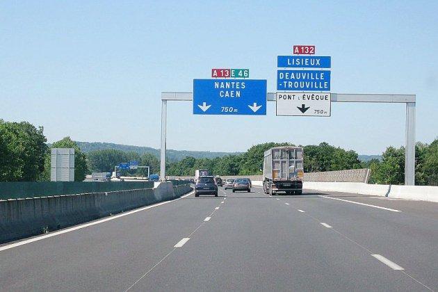 L'autoroute A13 en partie fermée à partir d'aujourd'hui