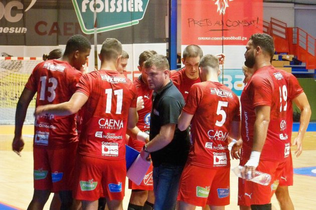 Handball (N1M) : Caen enchaîne une deuxième défaite de rang à Frontignan