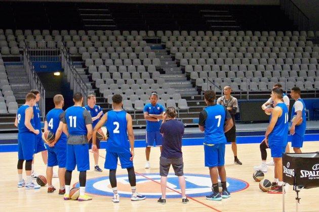 Le Caen BC l'emporte à Saint Quentin et se qualifie pour les 32ede finale