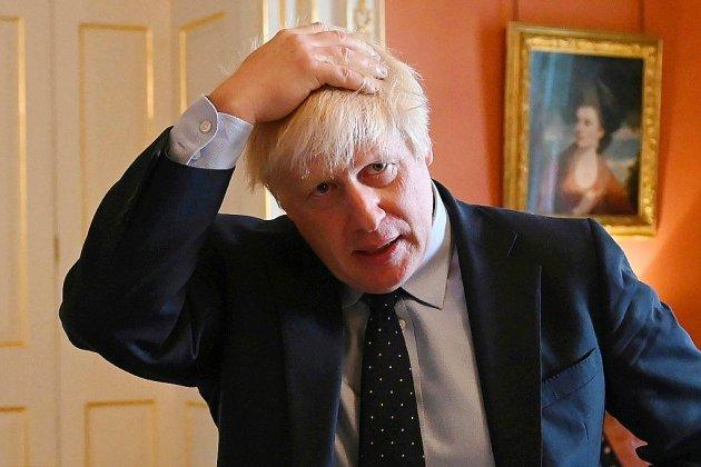 Brexit: Déjeuner difficile entre Boris Johnson et Jean-Claude Juncker