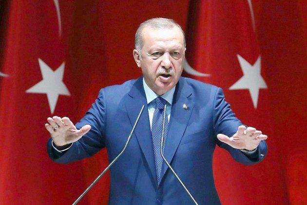 Syrie: Erdogan accueille Poutine et Rohani pour un sommet tripartite