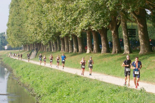 [PHOTOS] Retour en images sur le triathlon de Caen 2019