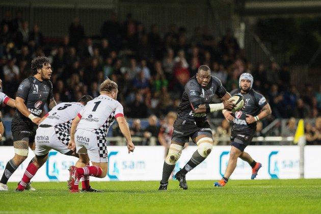 Pro D2 : le Rouen Normandie Rugby décroche enfin une victoire