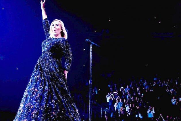 Adele de retour en novembre !