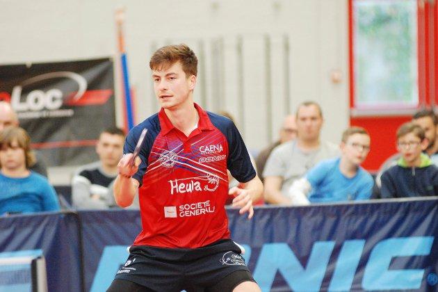 Tennis de table : la Pro A revient à Caen