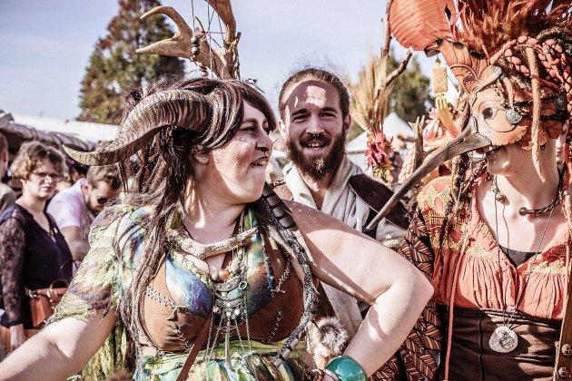 A Merville-Franceville, le festival Cidre et dragon fête ses 10 ans
