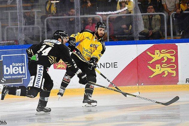 Hockey (Ligue Magnus) : premier derby pour Rouen à Amiens