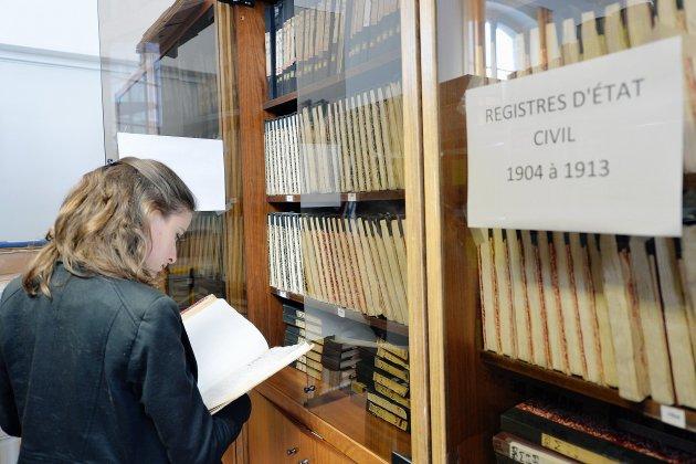 A Caen, les archives de la ville et du département se dévoilent