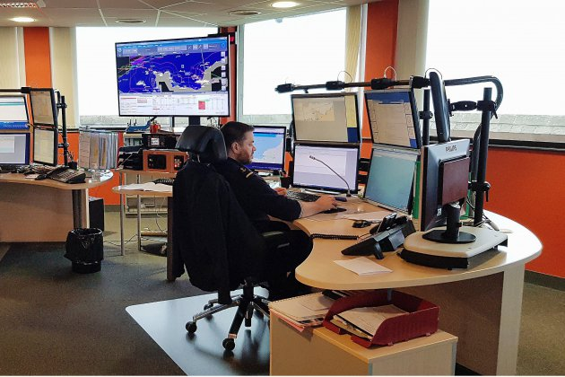 Un exercice maritime de grande ampleur au large de Caen