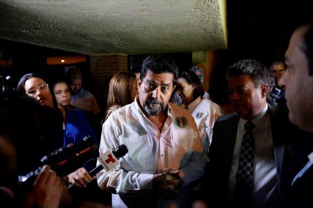 Venezuela: le N.2 du Parlement libéré après négociations