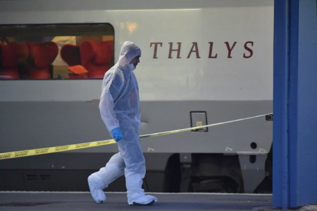 L'attaque du Thalys reconstituée alors que l'enquête touche à sa fin