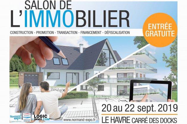 3eme Salon de l'immobilier ce weekend au Havre