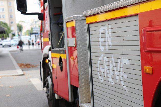 À Caen, le ras-le-bol des pompiers