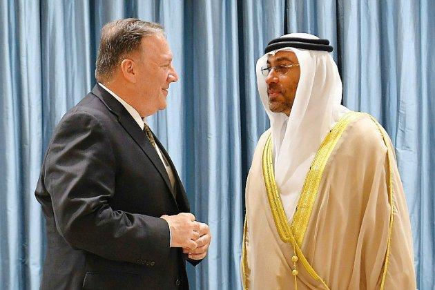 """Pompeo aux Emirats pour parler riposte à """"l'acte de guerre"""" de l'Iran"""