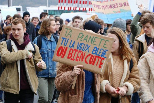 Les jeunes Rouennais appelés à se mobiliser à nouveau pour le climat