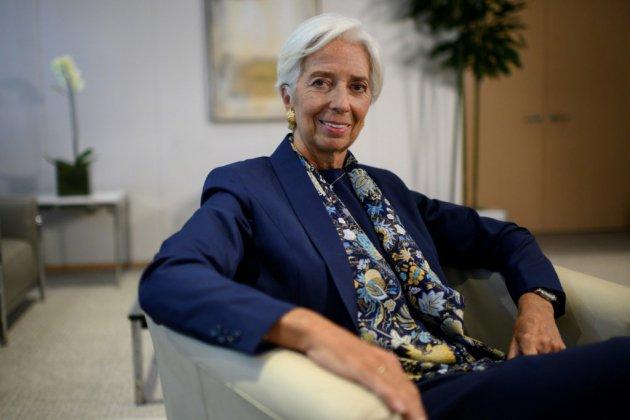 Lagarde exhorte les décideurs à dissiper les menaces qui pèsent sur l'économie mondiale