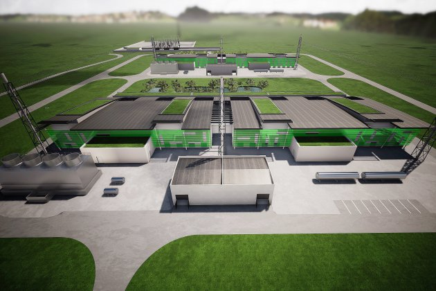 Seine-Maritime : bientôt une usine de production d'hydrogène vert
