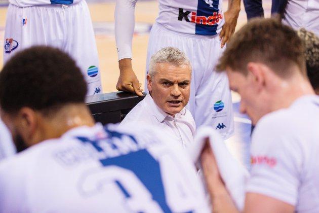 """Basket : pour Alexandre Ménard, Rouen doit être """"tous les ans dans le Top 8"""""""