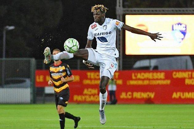 Football (Ligue 2) : heureusement que le HAC a du répondant