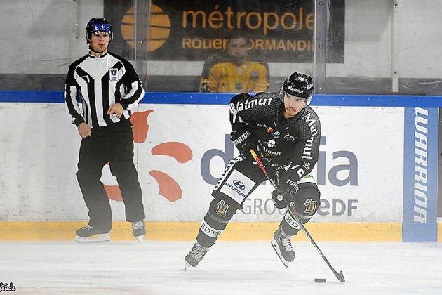 Hockey : les Dragons de Rouen lavent l'affront face à Angers