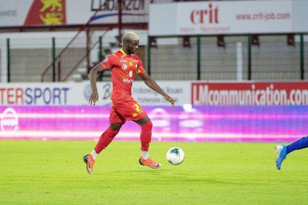 Football : Quevilly Rouen Métropole se reprend les pieds dans le tapis