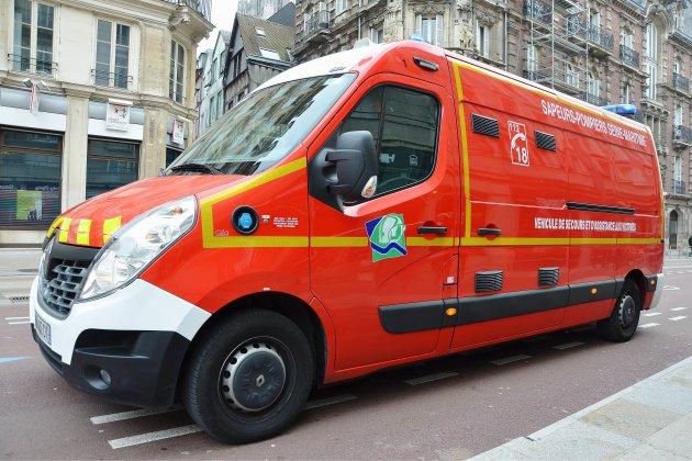 Eure : quatre blessés graves, dont un enfant, dans un accident de la route