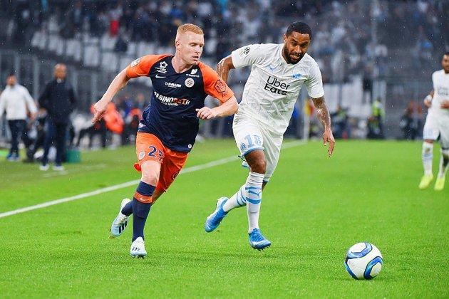 Ligue 1: Coup de frein et de rouge pour Marseille
