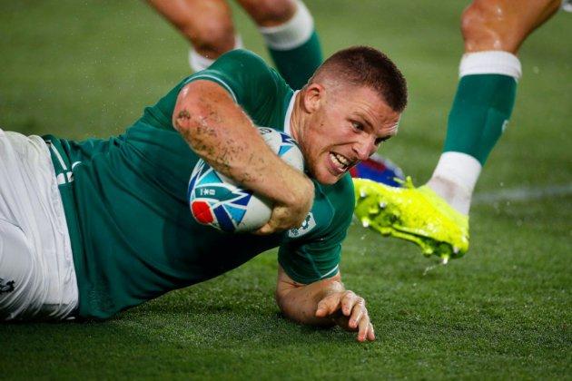 Mondial-2019: l'Irlande frappe fort, l'Angleterre en rodage